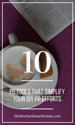 10 PR Tools that Simplify Your DIY PR Efforts