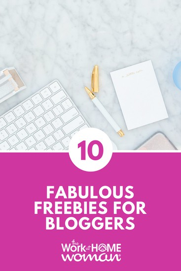 You started blogging so you could make money from home. But now you find you're constantly putting money into your blog. No worries. Here is a fabulous list of some of the best freebies that any blogger, new or old, can appreciate! #blogging #blogger #blog #tools #freebies #free https://www.theworkathomewoman.com/blogger-freebies/ via @TheWorkatHomeWoman