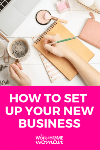 10 Steps to Setting Up Your New Business [Free Business Plan Template]