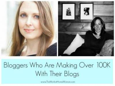 100K Bloggers Who Are Making Big Bucks From Their Blogging Efforts