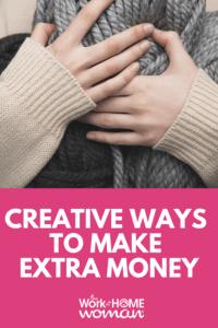 11 formas creativas de ganar dinero extra en el lado