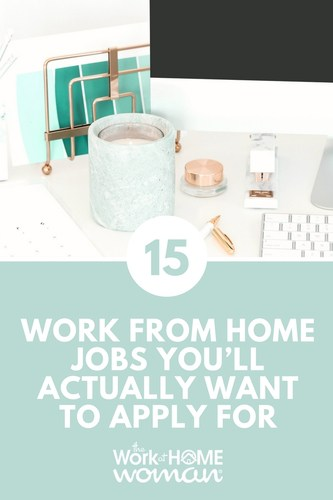 While it's true that many work from home jobs offer awesome benefits and flexibility, not all work-at-home jobs are created equal. Here's what you need to know to weed out the good opportunities from the so-so ones and find an excellent job you can do from home. #workathome #workfromhome #job #jobsearch #career #telecommuting #jobs #remote  https://www.theworkathomewoman.com/work-from-home-jobs/  via @TheWorkatHomeWoman