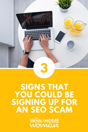 3 Signs That You Could Be Signing Up For An SEO Scam