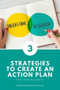 3 Strategies for Creating an Action Plan for Your Business