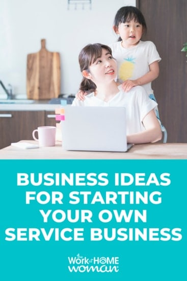 If you like the idea of starting your own business, but you're not sure about selling products, consider starting a service-based business. If you examine your hobbies, skills, and interests, you're likely to find a viable service business that suits your talents. Here are 30 ideas to get you started! #ideas #startup #entrepreneur via @TheWorkatHomeWoman