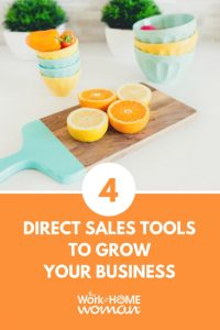 4 Direct Sales Tools to Grow Your Business