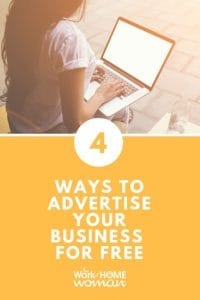 4 Ways to Advertise Your Business for Free