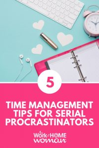 5 Time Management Tips for Serial Procrastinators