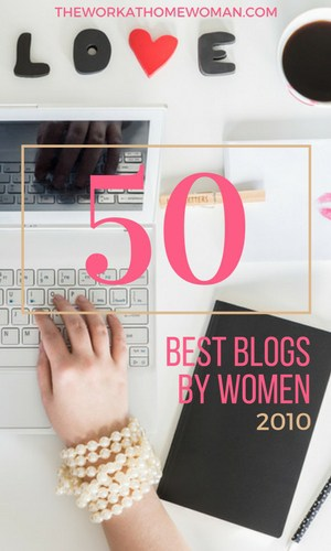 The 50 Best Blogs by Women - 2010