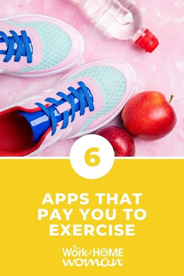 If you need the inspiration to get healthy and would like to make some extra cash, try one of these fitness apps that pay you to exercise. #workout #exercise #extramoney #apps via @TheWorkatHomeWoman