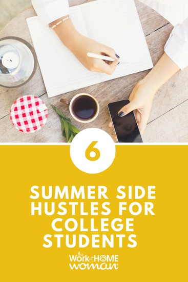 6 Summer Side Hustles for College Students That Can Be Carried On Into The New Semester