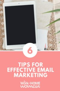 6 Tips for Effective Email Marketing