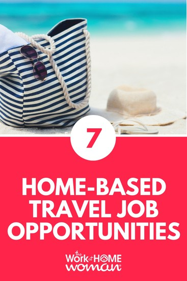 Want to work from home in the travel industry, but you don't have any special certification or accreditation? No problem! Here are seven different ways in which you can work-at-home in the travel industry. via @TheWorkatHomeWoman