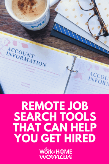 If you've been struggling with your remote job search, incorporate some of these job search tools into the mix and see results much faster! #workfromhome #job #work #search #tools via @TheWorkatHomeWoman