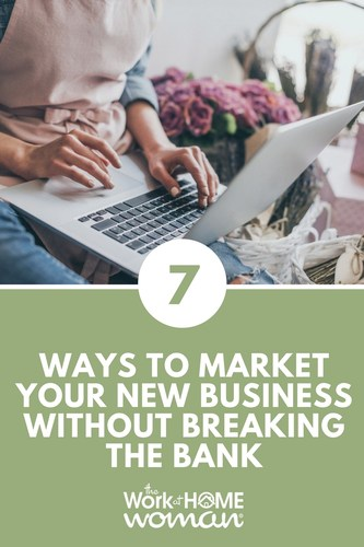 It's important to advertise and market your business, but you don't have to break the bank to do so. In fact, with a bit of careful planning, you can market your company for next to nothing. Here are seven simple marketing strategies to get you on your way. #business #marketing #advertising #entrepreneur  via @TheWorkatHomeWoman
