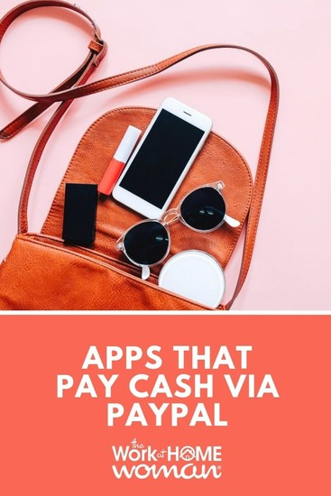 Apps That Pay Cash via PayPal