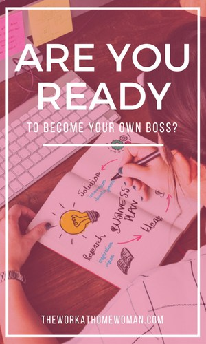 Are You Ready To Become Your Own Boss? #boss #business