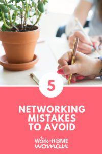 Bad Introductions – 5 Networking Mistakes To Avoid