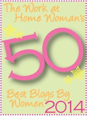 50 Best Blogs by Women - 2014