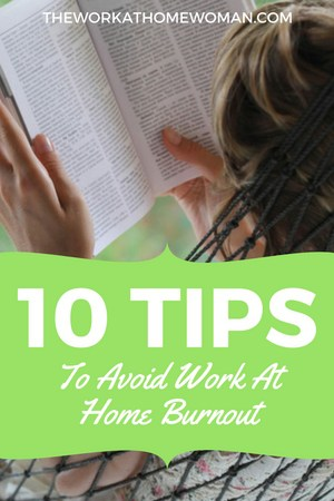 Are you having one of those days where you just don't feel like working? Are you lacking the motivation to get started? If so, you could have work-at-home burnout. Here are tips for overcoming the feeling. #workfromhome #stress #motivation #burnout #work via @TheWorkatHomeWoman