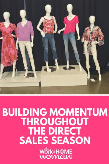 Building momentum in your direct sales business is a challenge. One direct sales company that's found the answer is cabi. They equip their Stylists with smaller new arrival collections throughout the season so that they can build a buzz all season long. #cabiclothing #directsales #business #ad  via @TheWorkatHomeWoman