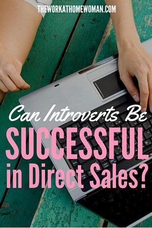 Can Introverts Be Successful in Direct Sales?