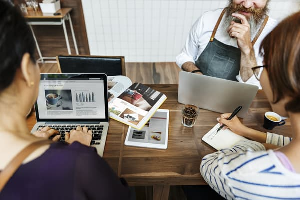 Collaborate Your Way to Small Business Success