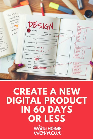 All business owners have slow times in their business. If you're encountering one of those periods, why not create a new product. Here's a plan to do so in 60 days or less. #business #course #product via @TheWorkatHomeWoman