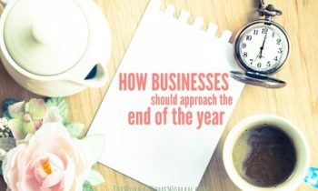 End of The Year Tasks For Small Business Owners