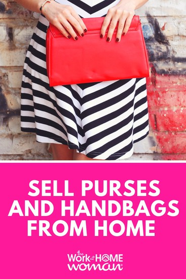 Do you have a flair for fashion, an eye for design, or simply a love for accessories? Are you looking for a home-based business opportunity that doesn't involve setting up complicated e-commerce websites or doing a lot of extra legwork? If so, you're a perfect fit to join a direct sales company and sell purses and handbags from home! Get the details here! #purses #handbags #business #selling