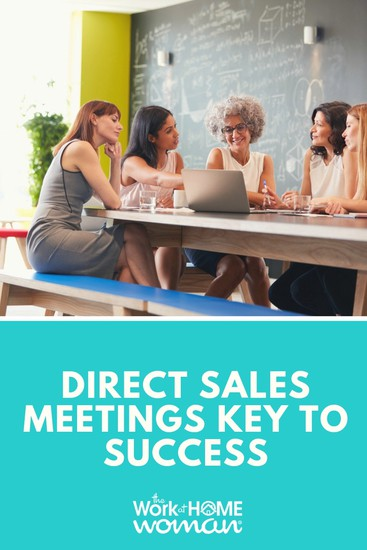Direct Sales Meetings Key To Success
