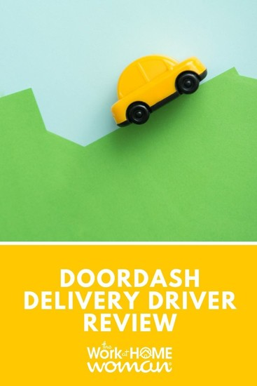 Want to make extra money with your car but prefer not to drive people around? Here's how to make money as a DoorDash Delivery Driver. #money #car #sidegig via @TheWorkatHomeWoman