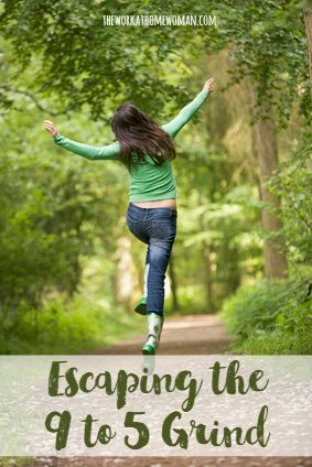 Sarah Landrum - Escaping the 9 to 5 Grind
