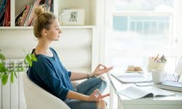 Five Ways to Practice Mindfulness While Working From Home