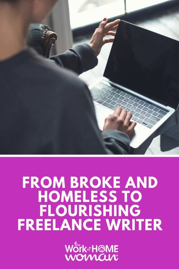 When Sophie Lizard started her freelance journey in 2009, she was broke, jobless, homeless, and pregnant. Then she started writing blog articles for others. Fast forward, and now she supports her whole family only working part-time hours. Read on to see how this professional freelance writer and blogger became a success. via @TheWorkatHomeWoman
