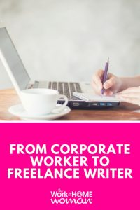 From Corporate Worker to Freelance Writer, Interview with Laura Spencer