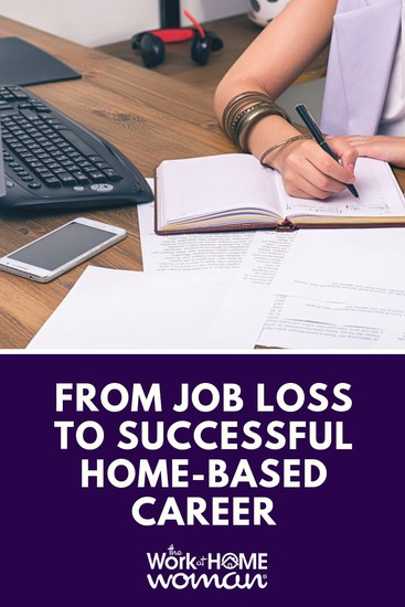 Find out how Erika Gomm was able to take her husband's job loss and turn the situation into a successful home-based career! #medical #transcription #workfromhome #ad via @TheWorkatHomeWoman