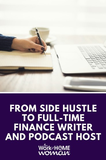 From Side Hustle to Full-Time Freelance Writer and Podcast Host - Sarah Li-Cain