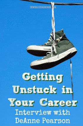 Have you ever thought career coaching could be a rewarding work-at-home career? Read on to see how this career coach is helping others get unstuck in their jobs. #career #coach #business via @TheWorkatHomeWoman