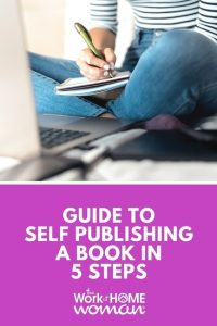Guide to Self Publishing a Book in 5 Steps