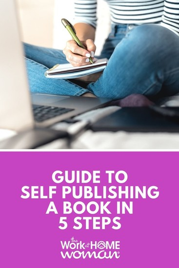 Self-publishing is fast becoming a popular option for writers of all styles. Here's how to self publish a book in five simple steps.