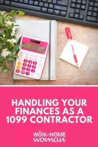 Handling Your Finances as a 1099 Contractor