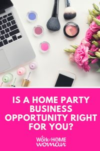 Home Party Business Opportunity