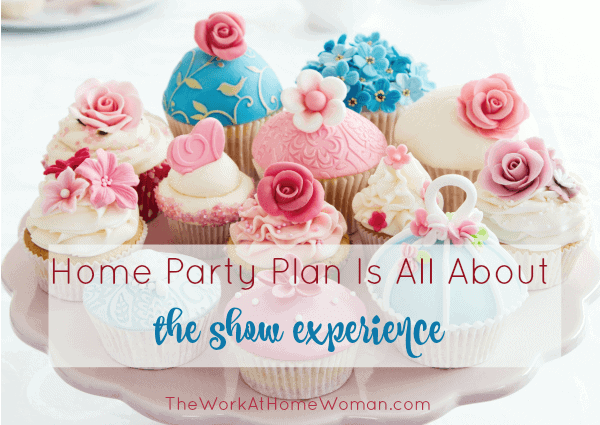 1 adult home party plan
