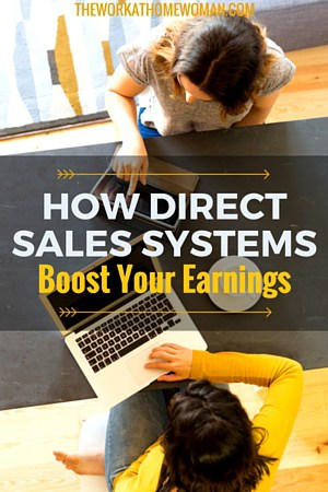 How Direct Sales Systems Boost Your Earnings
