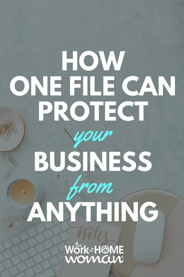 How One File Can Protect Your Business From Anything