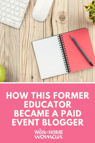 How This Former Educator Became a Paid Event Blogger, Interview with Vernetta R. Freeney