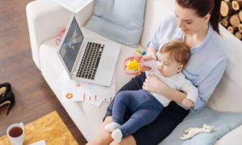 How This Mom Made a Business Out of Welcoming New Moms to Motherhood