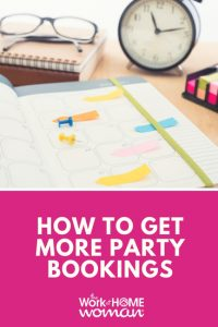 How To Get More Party Bookings