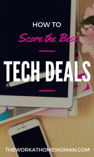 How to Score the Best Tech Deals